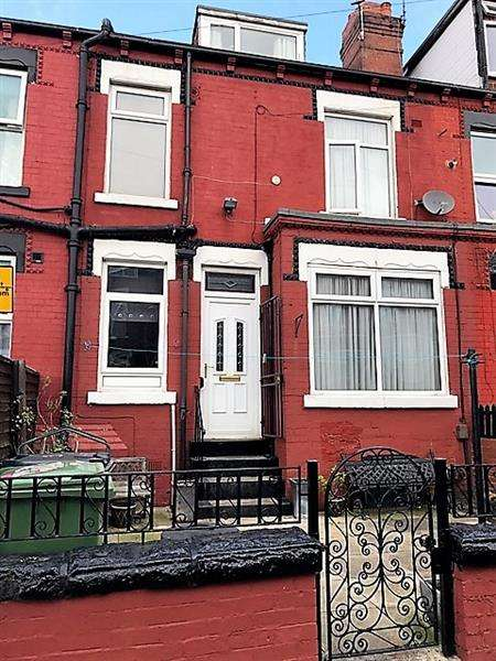 2 Bedrooms Terraced House for sale in Clifton Terrace, Leeds