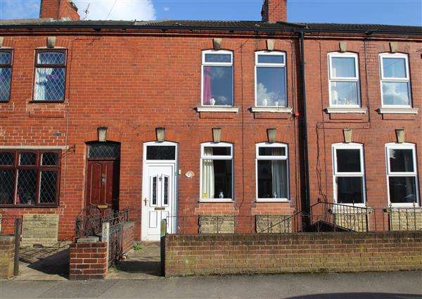 3 Bedrooms Terraced House for sale in Mill Lane, South Kirkby
