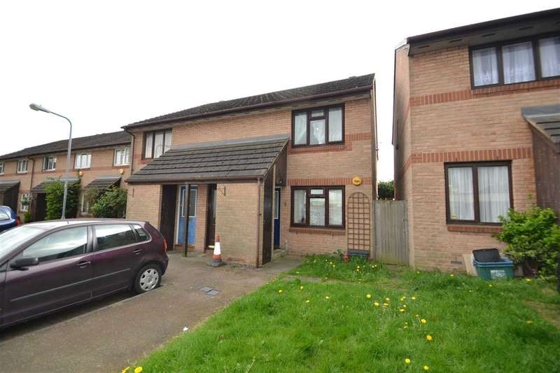 1 Bedroom Maisonette Flat for sale in Torbitt Way, Newbury Park, Ilford