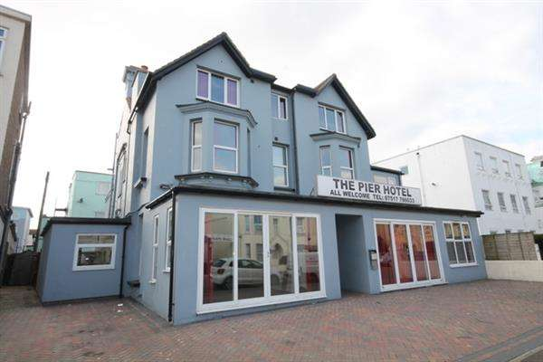 14 Bedrooms Detached House for sale in The Pier Hotel, Orwell Road, Clacton on Sea