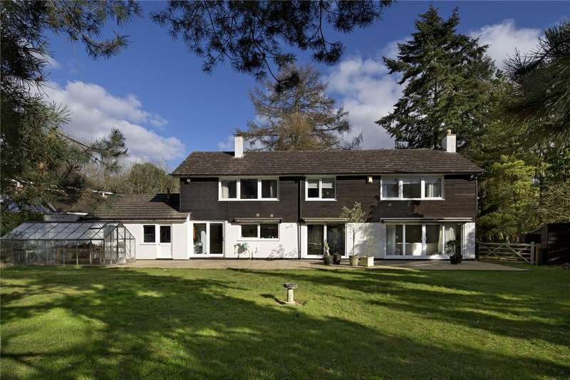 4 Bedrooms Detached House for sale in Oxford Road, Frilford Heath, Abingdon, Oxfordshire, OX13