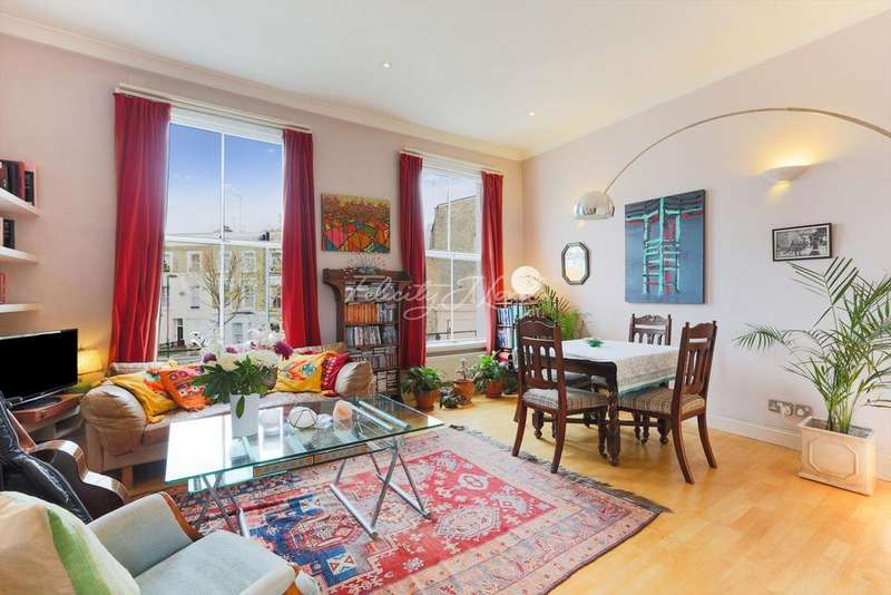 2 Bedrooms Flat for sale in Jackson Road, Islington, N7