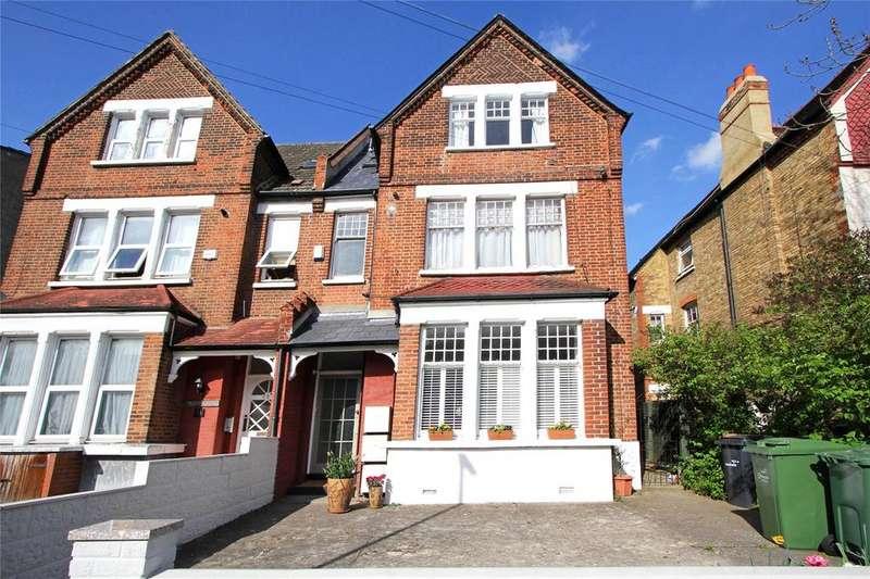 2 Bedrooms Flat for sale in Gleneldon Road, London, SW16