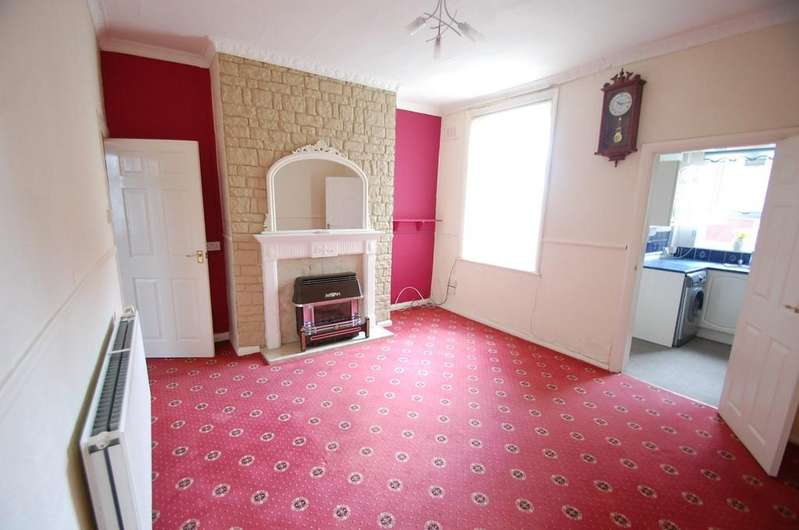 2 Bedrooms Terraced House for sale in Griffin Street, Griffin, Blackburn