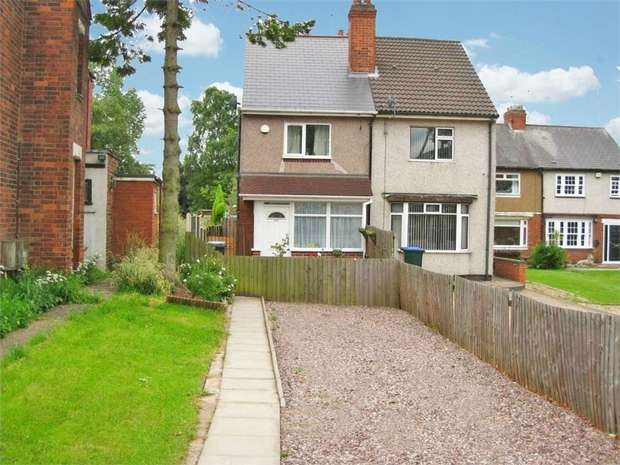 2 Bedrooms Semi Detached House for sale in Lythalls Lane, Coventry, West Midlands
