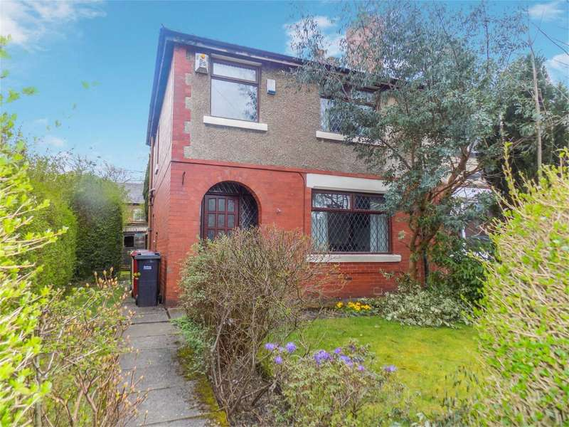 3 Bedrooms Semi Detached House for sale in Pansy Road, Farnworth, Bolton, Lancashire