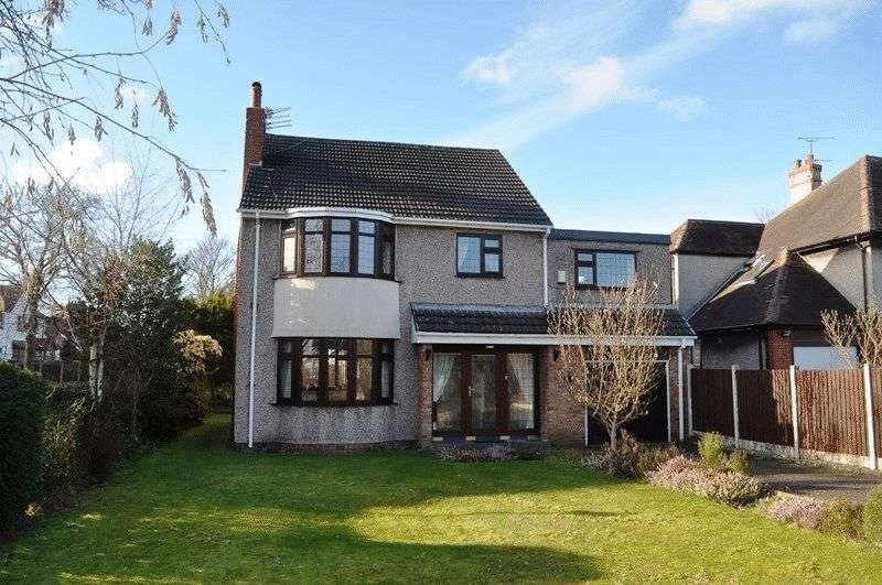 4 Bedrooms Detached House for sale in Grange Park, Maghull