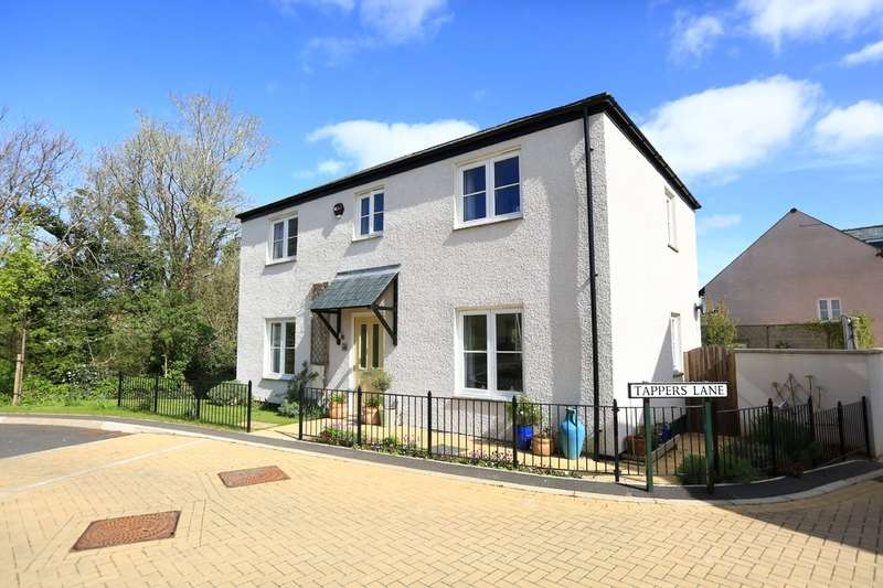 4 Bedrooms Detached House for sale in Yealmpton, Plymouth
