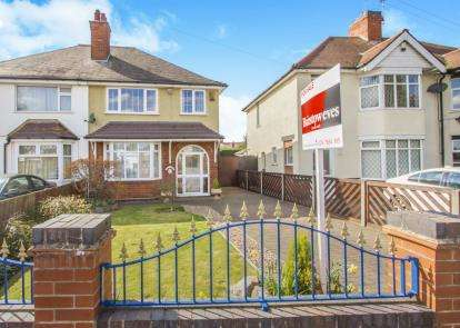 3 Bedrooms Semi Detached House for sale in Coventry Road, Nuneaton, Warwickshire, England