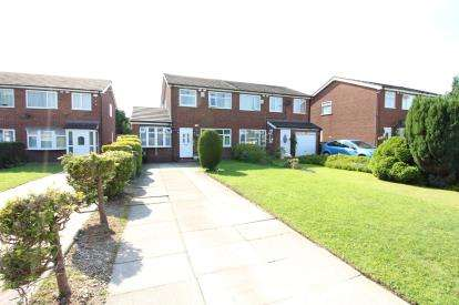 3 Bedrooms Semi Detached House for sale in Roseacre Drive, Heald Green, Cheadle, Greater Manchester