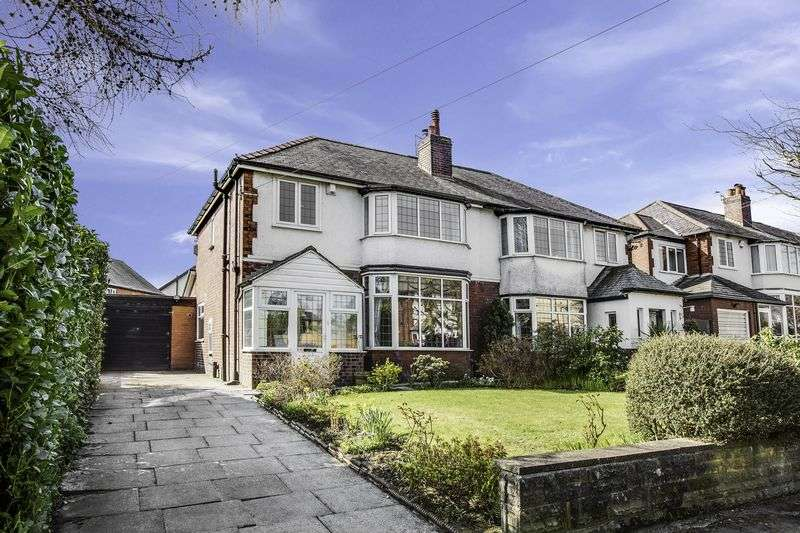 3 Bedrooms Semi Detached House for sale in Greenmount Lane, Bolton