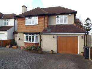 4 Bedrooms Detached House for sale in Palace Green, Croydon