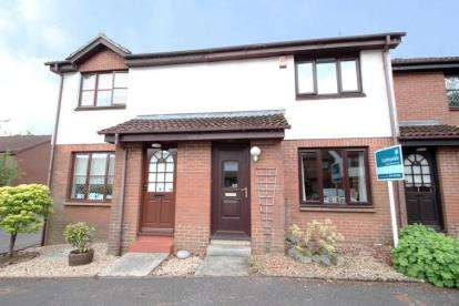2 Bedrooms Terraced House for sale in Woodlands Park, Roukenglen, East Renfrewshire