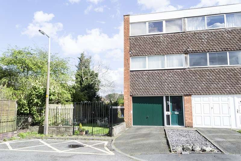 3 Bedrooms Town House for sale in Merton Close, Oldbury