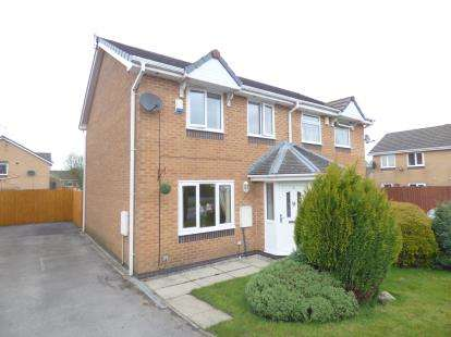 3 Bedrooms Semi Detached House for sale in High Close, Burnley, Lancashire