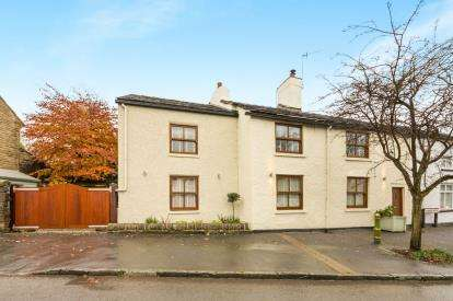 3 Bedrooms Link Detached House for sale in Church Brow, Mottram, Hyde, Greater Manchester