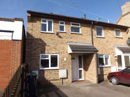 3 Bedrooms Semi Detached House for sale in Havelock Road, Biggleswade, Bedfordshire