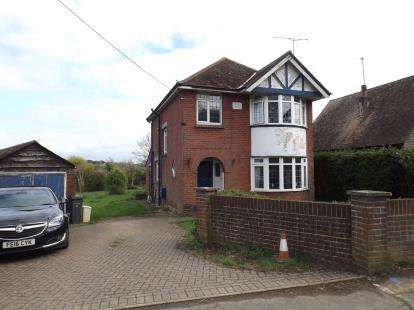 3 Bedrooms Detached House for sale in Brading, Sandown, Isle of Wight