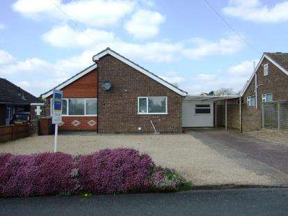 3 Bedrooms Bungalow for sale in Lakenheath, Brandon, Suffolk