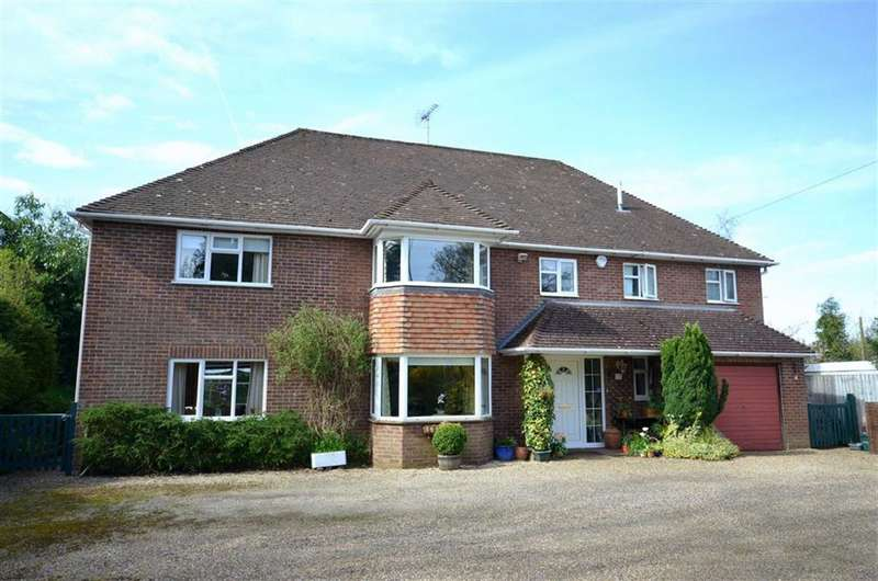 5 Bedrooms Property for sale in Firgrove Hill, Farnham
