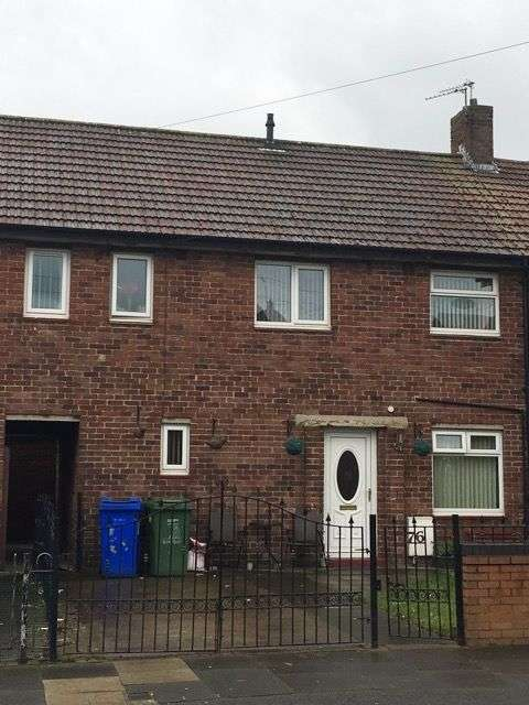 3 Bedrooms Semi Detached House for sale in Weardale Avenue, Blyth