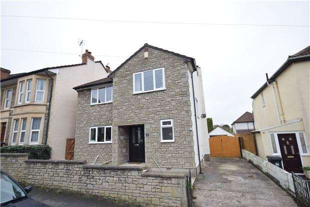 4 Bedrooms Detached House for sale in Cassell Road, Fishponds, BRISTOL, BS16 5DG