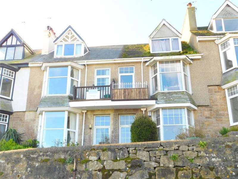 5 Bedrooms Terraced House for sale in Park Avenue, St Ives, Cornwall