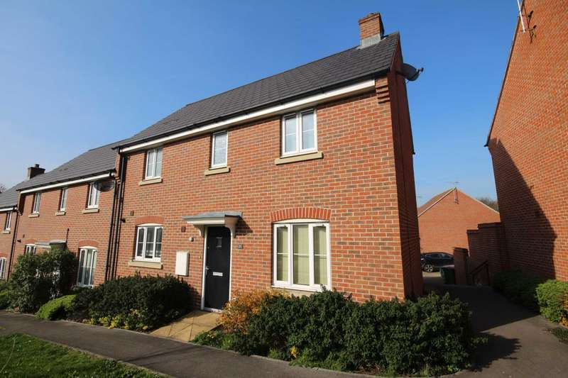 3 Bedrooms End Of Terrace House for sale in Crutchley Wood, Bracknell