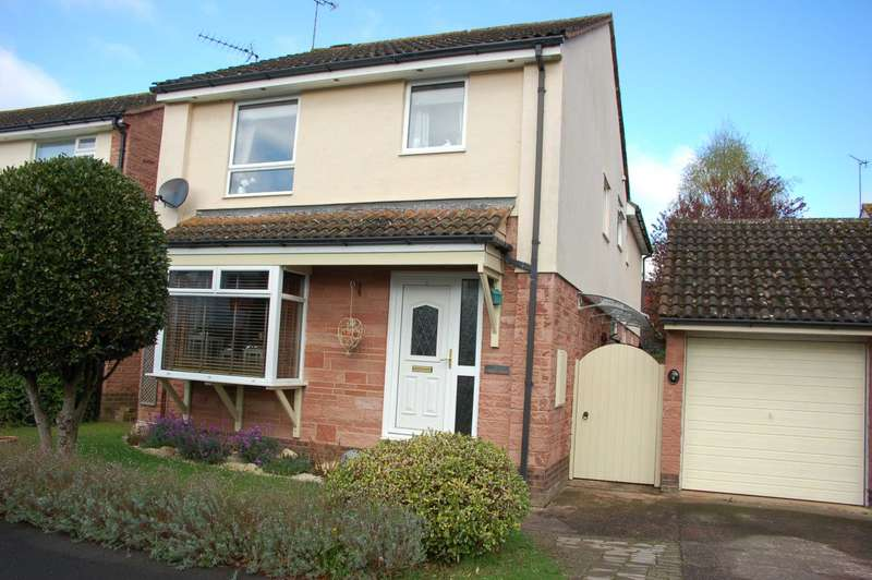 4 Bedrooms Detached House for sale in Hobbs Mead, Bishop`s Lydeard