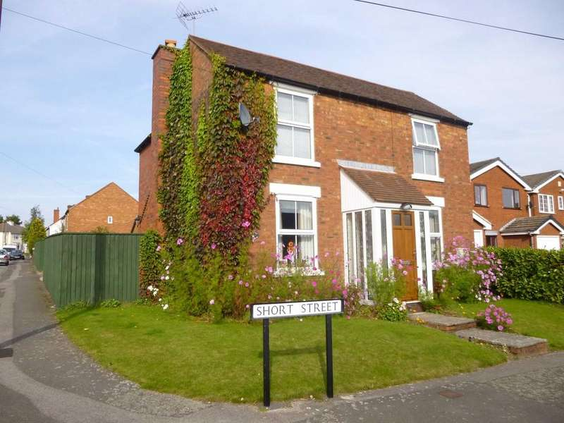 4 Bedrooms Detached House for sale in Short Street, Cannock