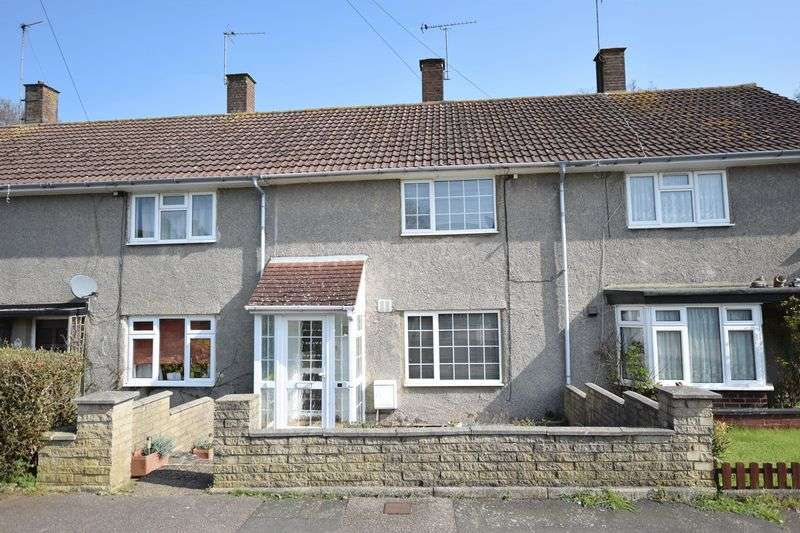 2 Bedrooms Terraced House for sale in Lucks Hill, CHAULDEN, Hemel Hempstead