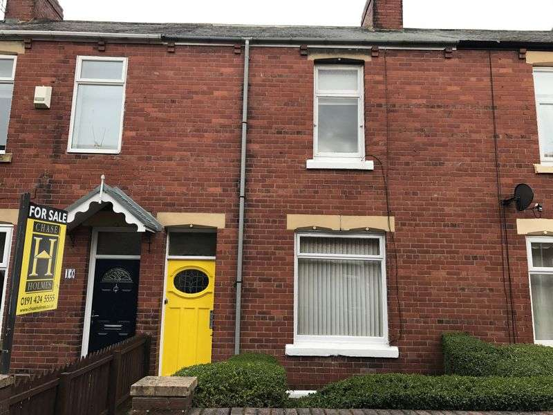 2 Bedrooms Terraced House for sale in Carter Avenue, Hebburn