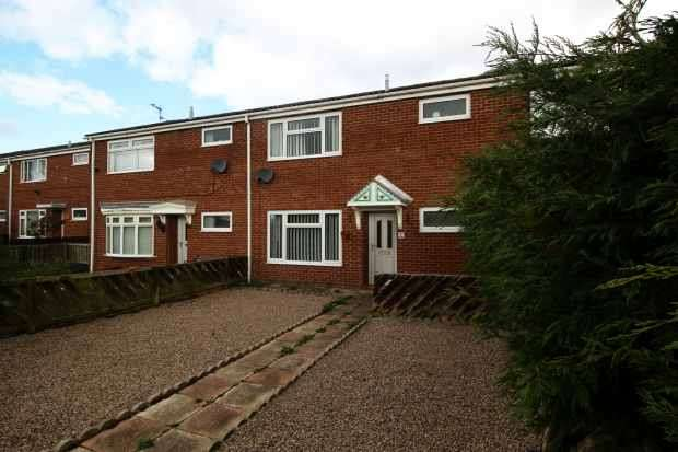 3 Bedrooms Terraced House for sale in Cherry Park, Brandon, Durham, DH7 8TN