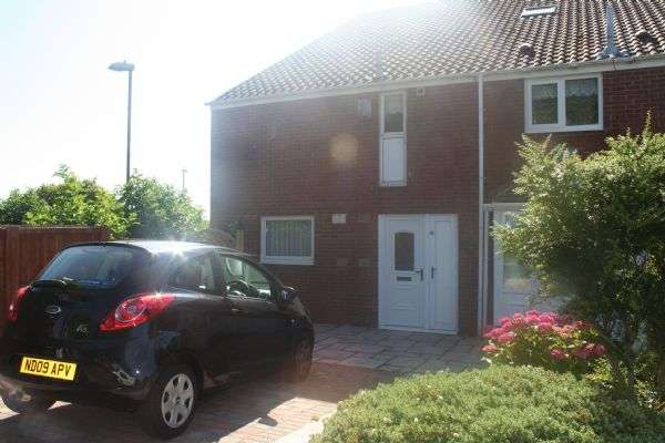 3 Bedrooms Terraced House for sale in Crighton, Oxclose, Washington