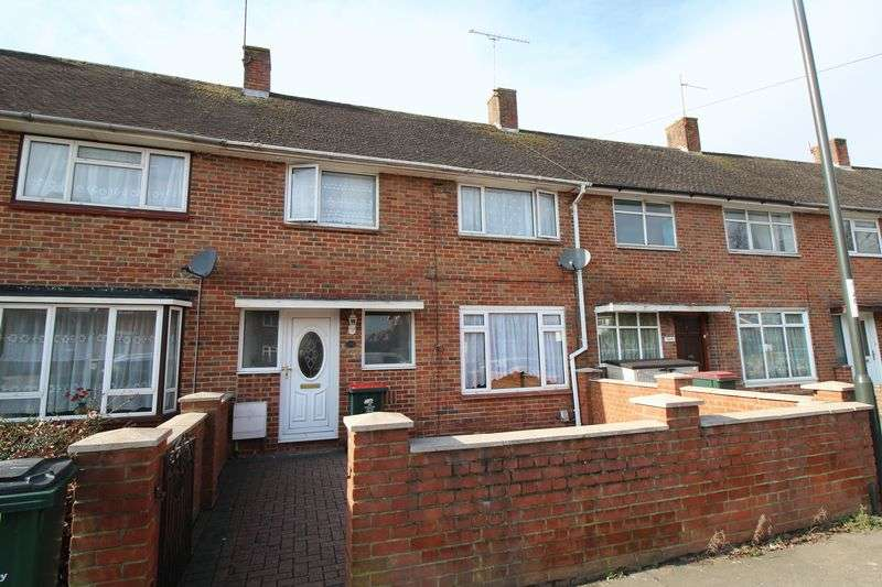 3 Bedrooms Terraced House for sale in Ifield, Crawley