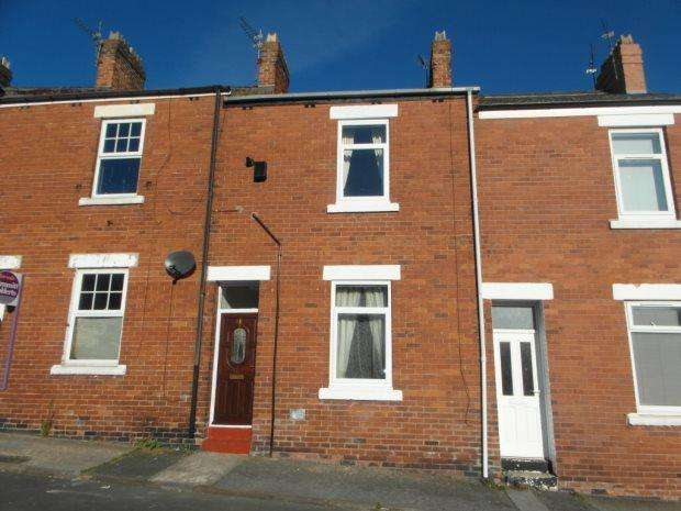 2 Bedrooms Terraced House for sale in STAVORDALE STREET, DAWDON, SEAHAM DISTRICT