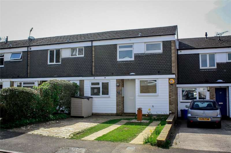 3 Bedrooms Terraced House for sale in Bessels Way, Sevenoaks, Kent