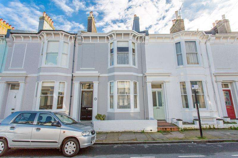 3 Bedrooms Terraced House for sale in Sudeley Street, Kemp Town, Brighton