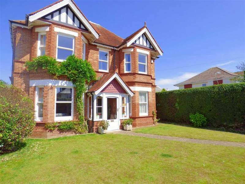 5 Bedrooms Detached House for rent in Lowther Road, Bournemouth