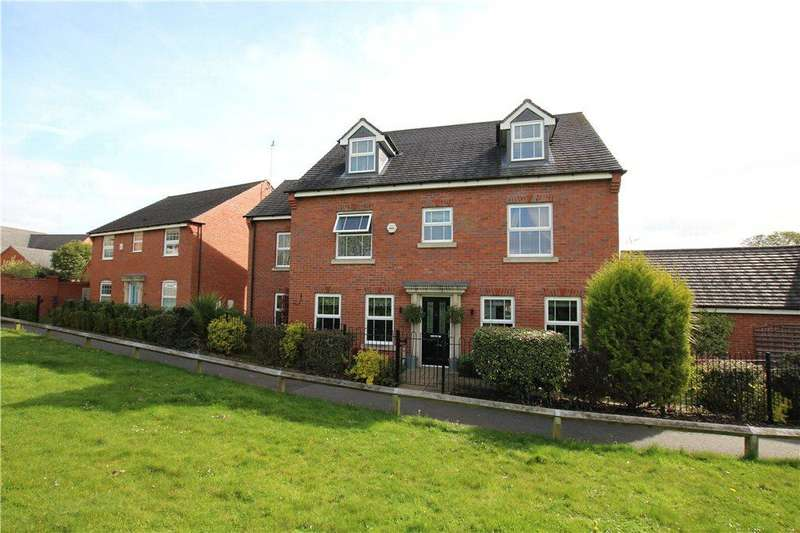 6 Bedrooms Detached House for sale in Barley Meadows, Inkberrow, Worcester, Worcestershire, WR7