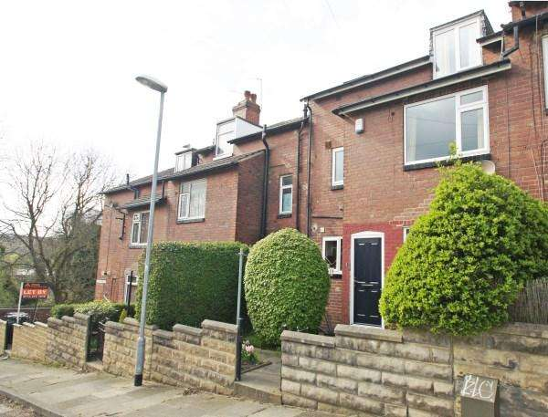 2 Bedrooms Terraced House for rent in Norman View, Kirkstall, Leeds LS5
