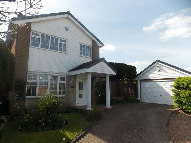 3 Bedrooms Detached House for sale in Cantley Manor Avenue, Cantley
