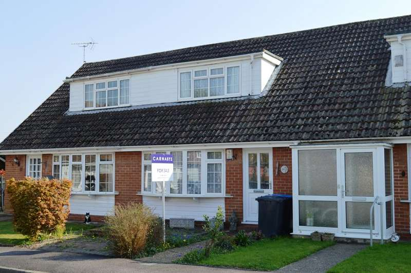2 Bedrooms Terraced House for sale in The Nursery, Burgess Hill RH15