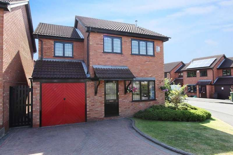 4 Bedrooms Detached House for sale in Belgrave Road, Belgrave, B77 2LS