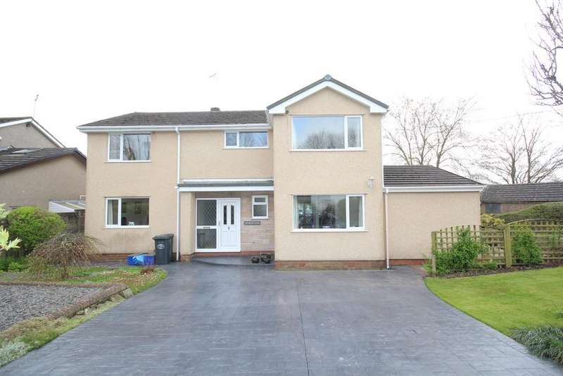 4 Bedrooms Detached House for sale in The Brook House, Mill Lane, Gleaston