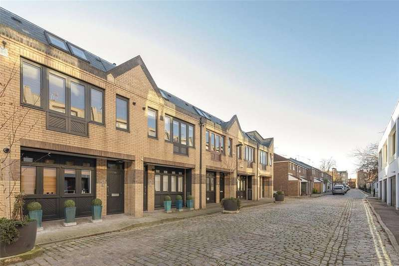 1 Bedroom Flat for sale in Shirland Mews, Maida Vale, London, W9