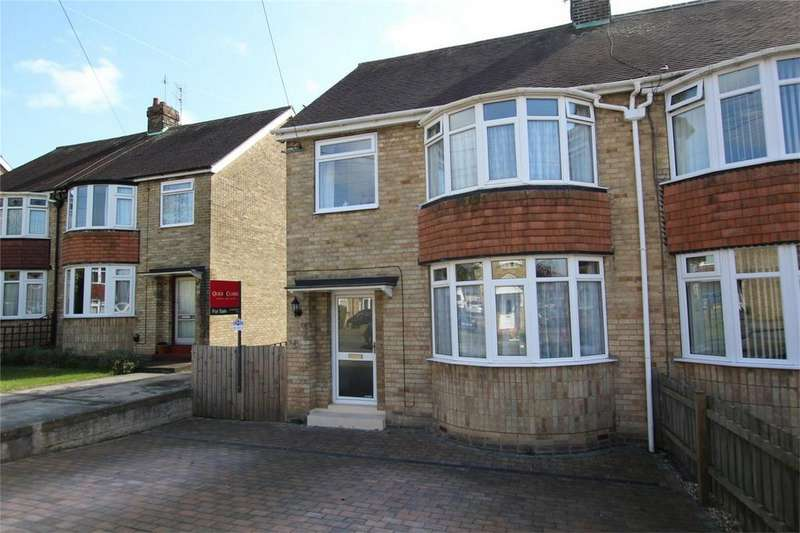 3 Bedrooms Semi Detached House for sale in Atkinson Drive, Brough, East Riding of Yorkshire
