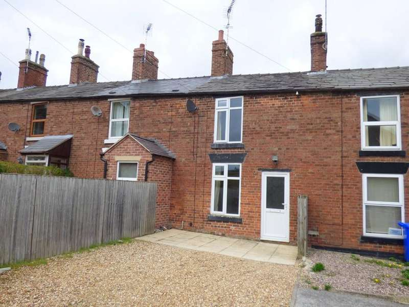 2 Bedrooms Terraced House for sale in Gallowstree Lane, Mayfield