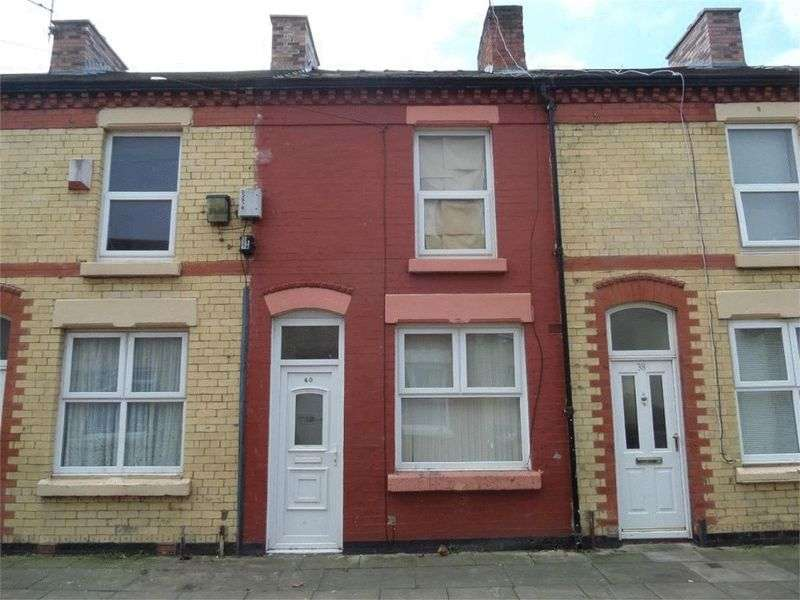 2 Bedrooms Terraced House for sale in Galloway Street, Liverpool