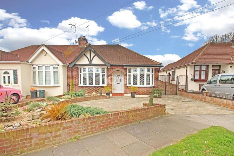 3 Bedrooms Bungalow for sale in Alma Avenue, Hornchurch